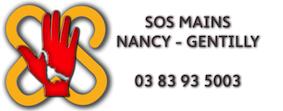 SOS MAIN NANCY GENTILLY