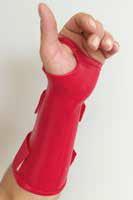 orthèse statique de poignet