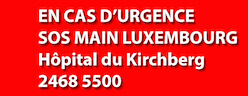 SOS MAIN LUXEMBOURG