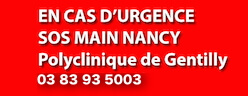 SOS MAIN NANCY
