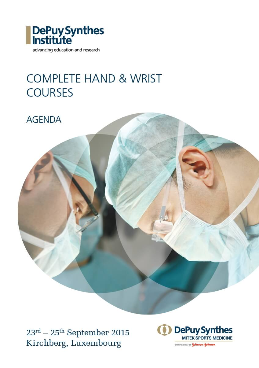 Complete Hand & Wrist Courses