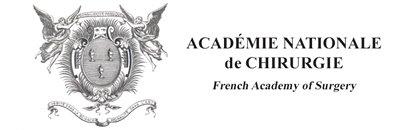 logo académie de chirurgie